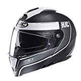 Best Hjc Helmet Speakers - HJC Helmets Unisex-Adult Flip-Up i90 Modular Helmet, Davan Review