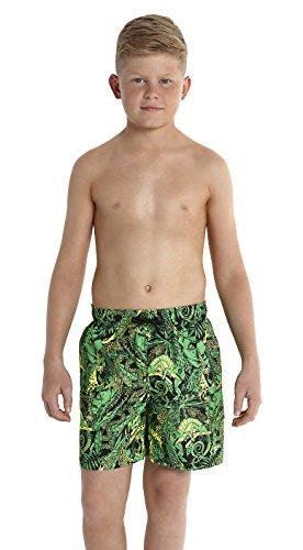 Speedo zwembroek jongens vrijetijdszwembroek met print 15 inch