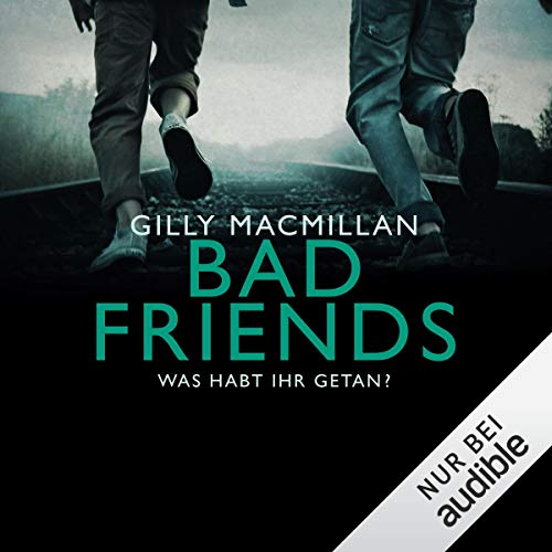 Bad Friends cover art