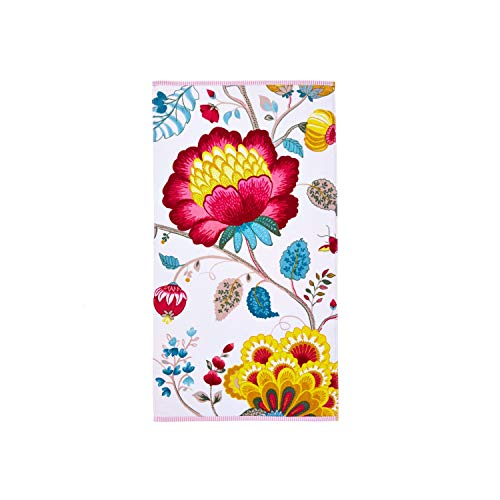 Pip Floral Fantasy Handtuch-Serie Star White , Größe Frottee:Handtuch 55 x 100 cm