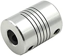 Cyful Flexible Coupling Motor Shaft Coupler 5/16