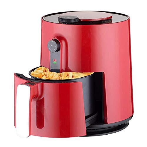 Best Buy! ZXvbyuff Compact Air Fryer, 3L Air Fryer, Electric Oilless Cooker with Nonstick Fry Basket...