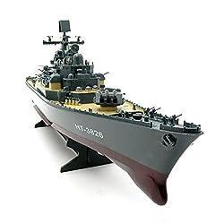 5 Best RC Battleships & Warships Reviewed [2019] | Hobby Help