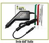 newnet Caricabatteria Alimentatore Caricatore da Auto per Pc Notebook HP Pavilion DV3000 Notebook Serie | HP HDX X16, HDX X18 Notebook Serie da 90W 4,74A 19V Ext: 7,4mm - INT: 5,0mm