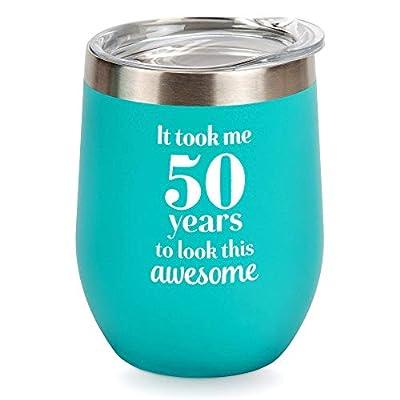Giftz 360 50th Birthday Gifts for Women, Men |1...