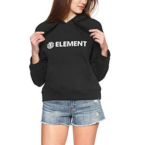 Element Sudadera con capucha para mujer con logotipo