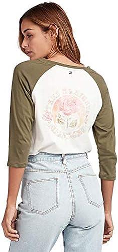 BILLABONG Damen Eye Sea Sky T-Shirt