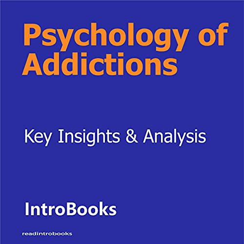 Psychology of Addictions cover art