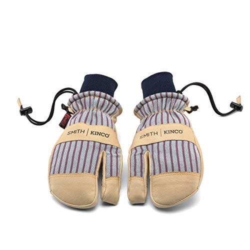 Smith Kinco I60000GLL Handschuh für Erwachsene, Hellbraun, Größe L