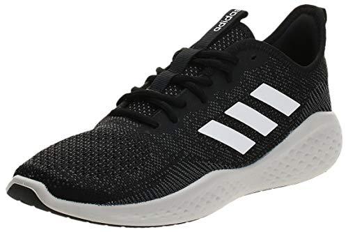adidas Fluidflow, Zapatillas para Correr Hombre, Core Black FTWR White Grey Six, 43 1/3 EU 🔥