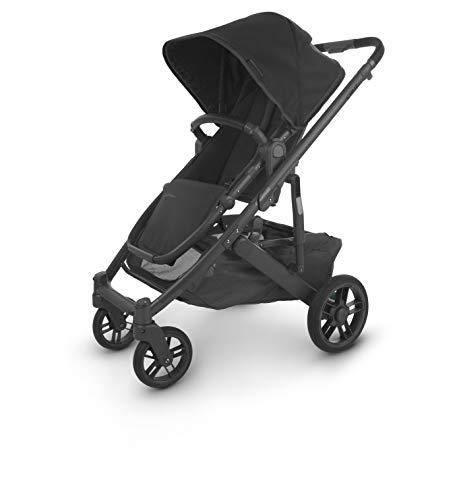 Cruz V2 Stroller - Jake (Black/Carbon/Black Leather)