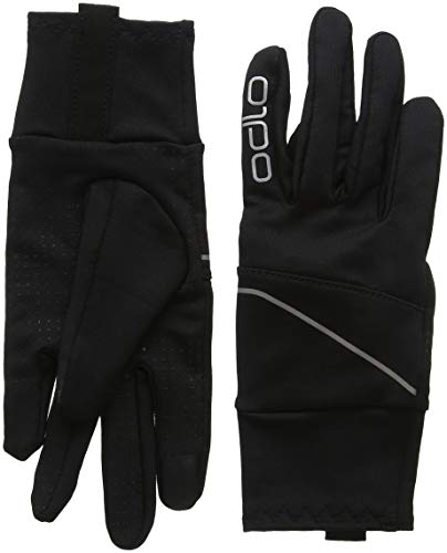 Odlo Gloves Intensity Safety Light Handschuhe, Black, M