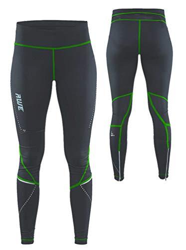 AWE Traspirante Confortevole Leggings per Pantaloni da Ciclismo in Lycra Grandi