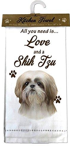 Top 10 Best Selling List for shih tzu kitchen towels