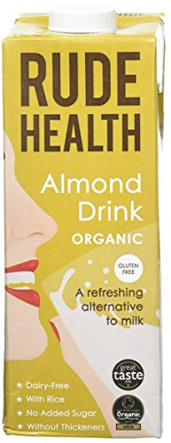 Organic Almond Drink - 1ltr