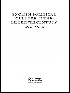 English Political Culture in the Fifteenth Century