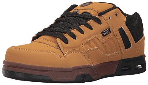 DVS Shoes Herren Enduro Heir Sneaker, Braun (Chamois Leather), 47 EU