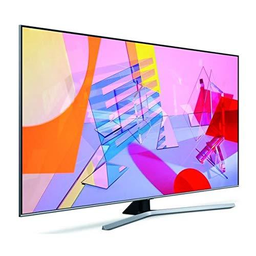 Samsung GQ-50Q64T QLED-Fernseher, dunkelgrau, UltraHD/4K, Triple Tuner, SmartTV