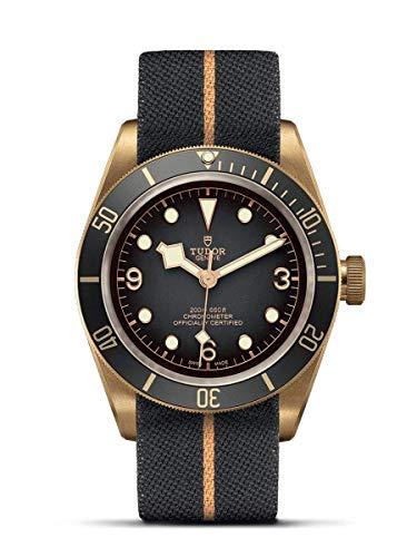 Tudor Divers Black Bay Bronze Grey Dial...