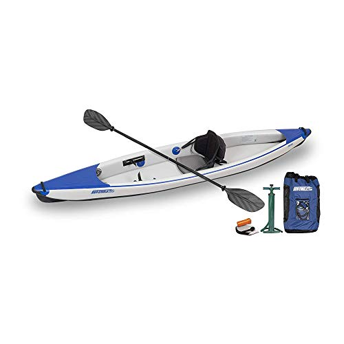 Sea Eagle 393RL RazorLite Inflatable Kayak Pro...