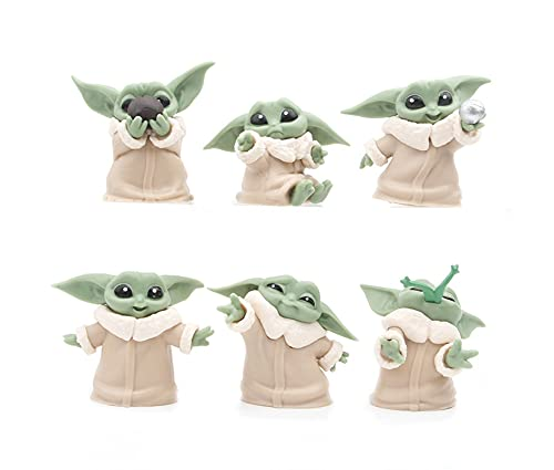 5,1 cm Baby Yoda-Puppe,...