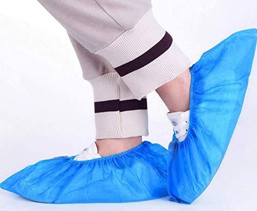 Shoe Cover Disposable Schoenentas Voetovertrek Verdikte Household Waterproof Deodorant Voetovertrek Plastic 100