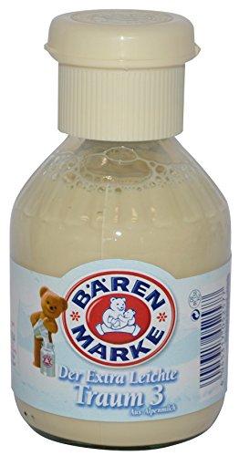 Latte condensato–Scarpe da sogno 3% di grassi
