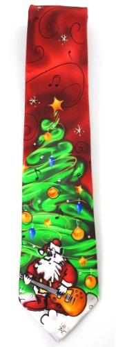 Men's J. Jerry Garcia Necktie Neck Tie Collection Fifty-eight Merry Christmas