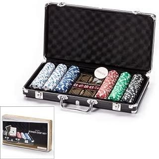 300pc Poker Chip Set