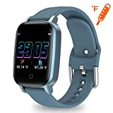 Best Activity Tracker Watches - moreFit Activity Tracker Smart Watch with Body Temperature Review