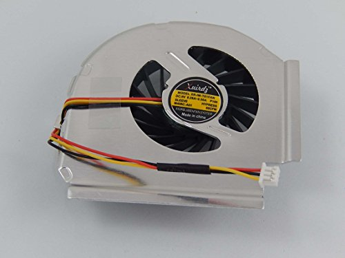 vhbw CPU/GPU Fan with 3-Pin Plug compatible with IBM/Lenovo ThinkPad R61, T61, T61P Notebook Laptop