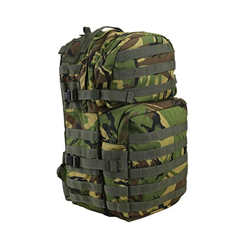 Kombat UK Medium Assault Pack 40 Litre British Tactical Gear - British DPM