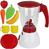 TW24 Spielzeug Mixer Set 9tlg Küchenzubehör Standmixer Spiel Küche Zubehör Küchenspielzeug Spielküche