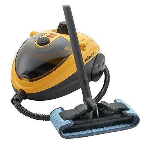 Wagner Spraytech 0282014 915e On-Demand Steam Cleaner & Wallpaper Removal, 18 Attachments Included
