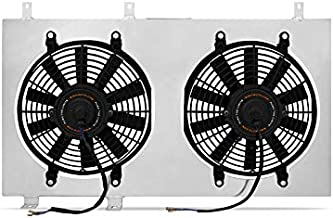 Mishimoto MMFS-MR2-90 Toyota MR2 Performance Aluminum Fan Shroud Kit, 1990-1997, Silver