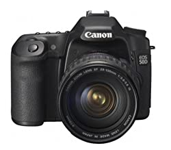 Canon 50D with zoom