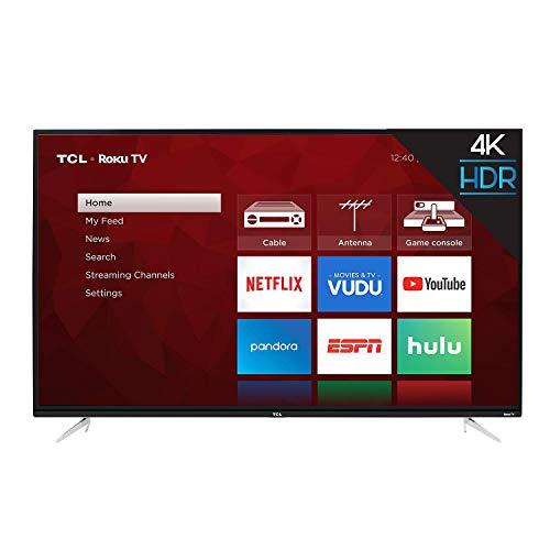 """TCL 43"""" Class (42.5"""" Diag.) 4K UHD LED LCD TV (43s423)"""