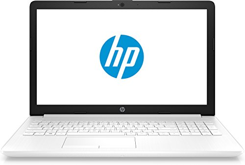 Portátil HP 15-da0070ns - i7-8550u 1.8ghz - 8gb - 256gb ssd - 15.6'/39.6cm HD - hdmi - BT - w10 Home - Blanco Nieve