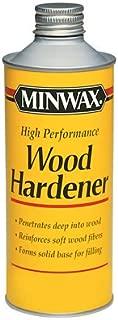 Minwax The 41700 1-Pint Wood Hardener - Quantity 6