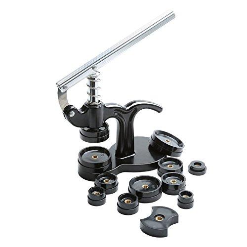 13Teile 18mm bis 50mm Watch Drücken Set, Uhr Werkzeug, Watch Repair Kit