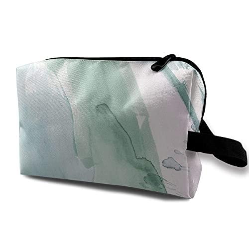 Lawenp Sac cosmétique voyage sac cosmétique trousse de toilette pour voyage et cadeaux à la maison eau jetée