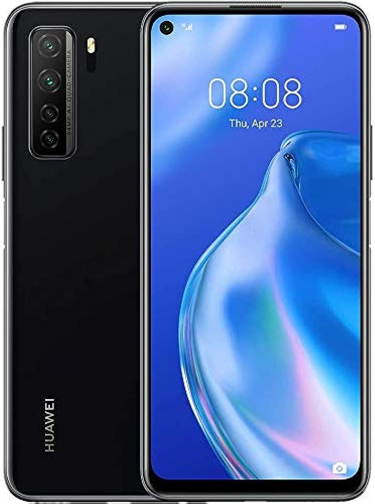 Huawei p40 lite 5g midnight black 6.5