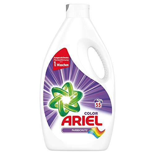 Ariel Colorwaschmittel Flüssig, 6,05l– 1er Pack (1 x 110 Waschladungen)