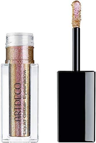 Artdeco Liquid Glitter Eyeshadow Lidschatten 3, Rose Gold, 5ml