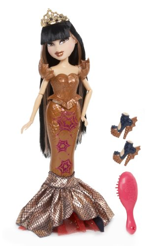 Bratz Sea Stunnerz Meerjungfrau Puppe - Jade [UK Import]