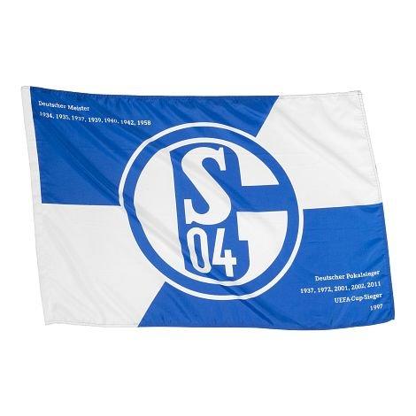 FC Schalke 04 Schwenkfahne Die Erfolge