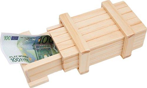GICO Magische Geschenkbox für Geldgeschenke - Trickbox - Trickkiste