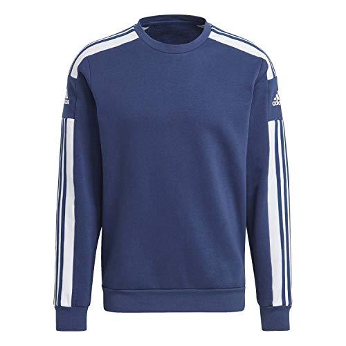 adidas GT6639 SQ21 SW Top Sweatshirt Mens Team Navy Blue 3XL