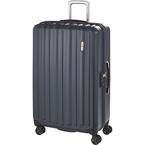 Hardware Profile Plus 4-Rollen-Trolley 77 cm metallic Grey Brushed