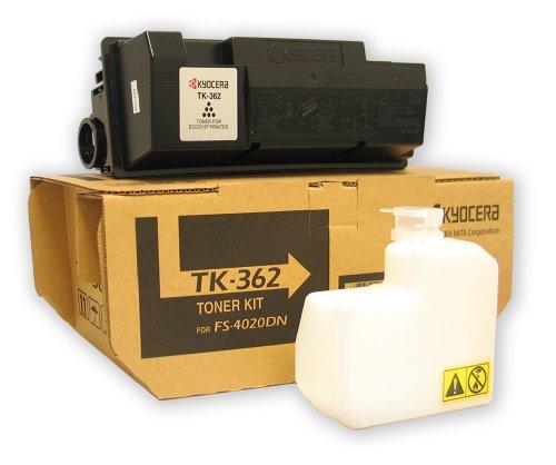 Kyocera TK-362 1T02J20US0 FS-4020DN Toner Cartridge (Black) in Retail Packaging